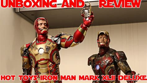 unboxing review simple assembly hot toys qs qs