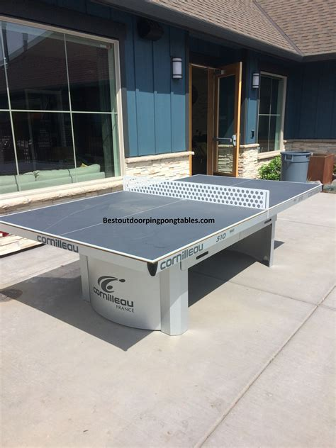 table cornilleau outdoor cornilleau 510 pro outdoor table review
