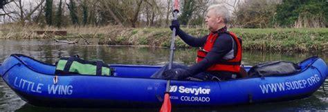 river thames kayak challenge police officer prompts canoe challenge sudep action