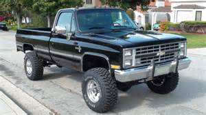1986 chevy silverado 1 ton 4x4 chevy trucks