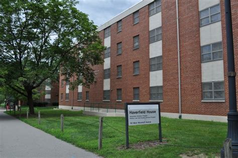 haverfield house residence halls housing