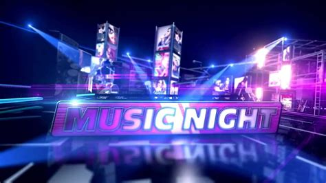 templates after effects music music night v 2 after effects template youtube