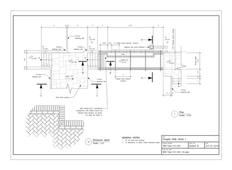 Landscape Lighting Notes Garden Design Specifications And Plans Rumbold Ayers
