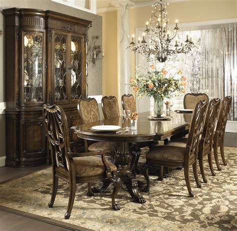 nice dining room sets buy the belvedere dining room set by fine furniture design