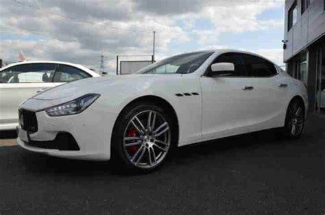 4 Door Maserati by Maserati 2014 Ghibli V6 S 4dr Auto 4 Door Saloon Car For Sale