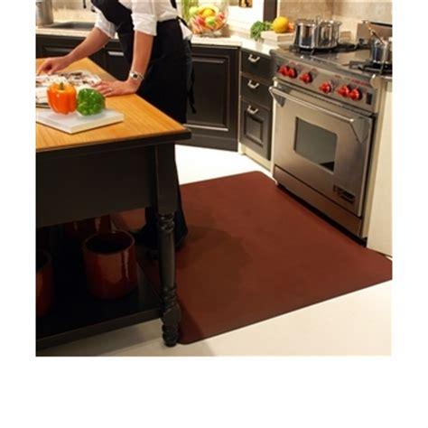 Distinctive Home Anti Fatigue Kitchen Mat - wellnessmats anti fatigue kitchen floor mat black 5x4