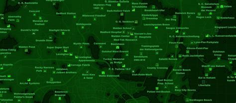 bobblehead map fallout 4 fallout bobblehead locations images search