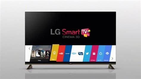 best smart tv of 2014 lg makes smart tv simple with new webos smart tv platform