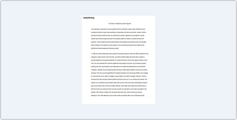 short essays for high school students research proposal essay