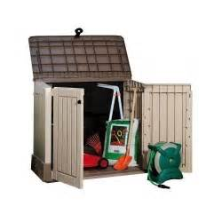 keter store it out midi plastic garden shed woodland 30