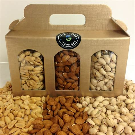 Nuts Gifts For - gourmet nut gift box gourmet gift baskets fifth avenue