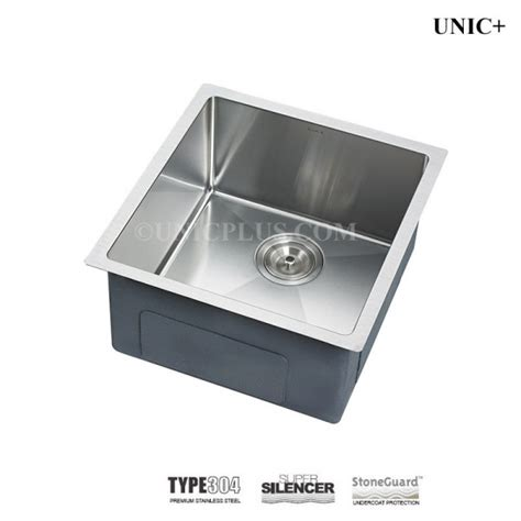 kitchen bar sink 17 inch small radius style stainless steel mount