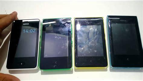 Hp Nokia Asha 500 Ribuan nokia asha 500 502 and 503 comparison with nokia asha 501