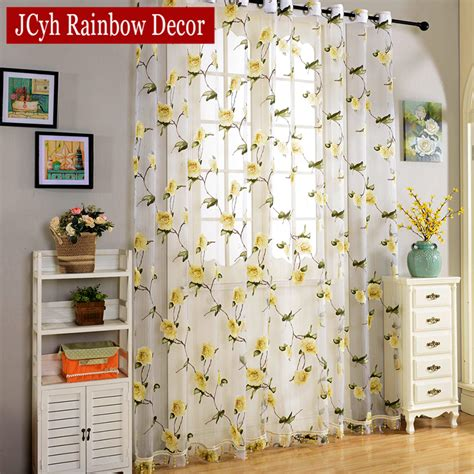 factory direct drapes discount code factory floral sheer tulle curtains for living room