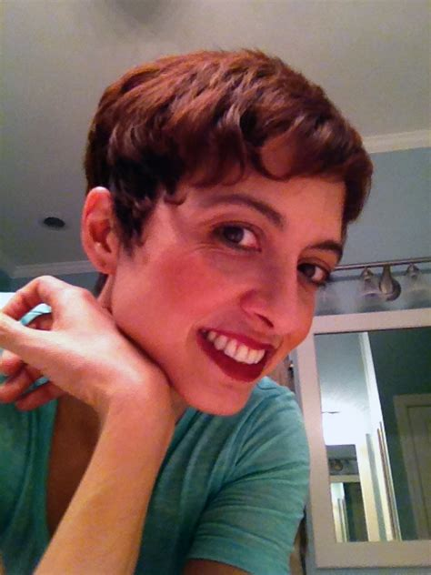 short hairstyles for women with big nose pixie haircut why trade long hair for a pixie cut