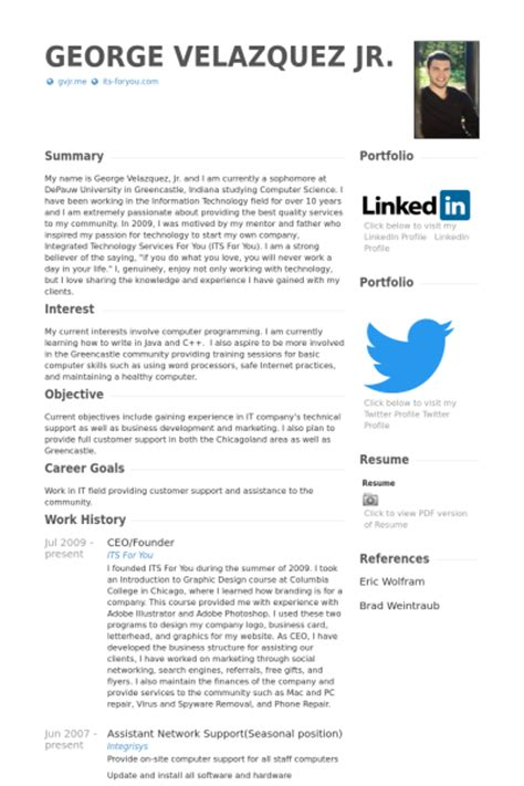 Ceo Resume by Ceo Resume Exles Free Resume Templates 2018