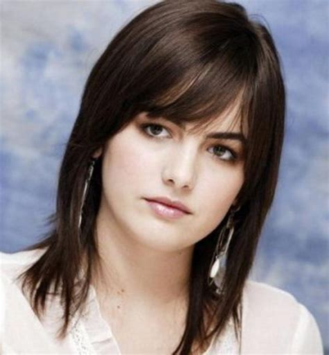 front haircut for women round face hairstyles for women