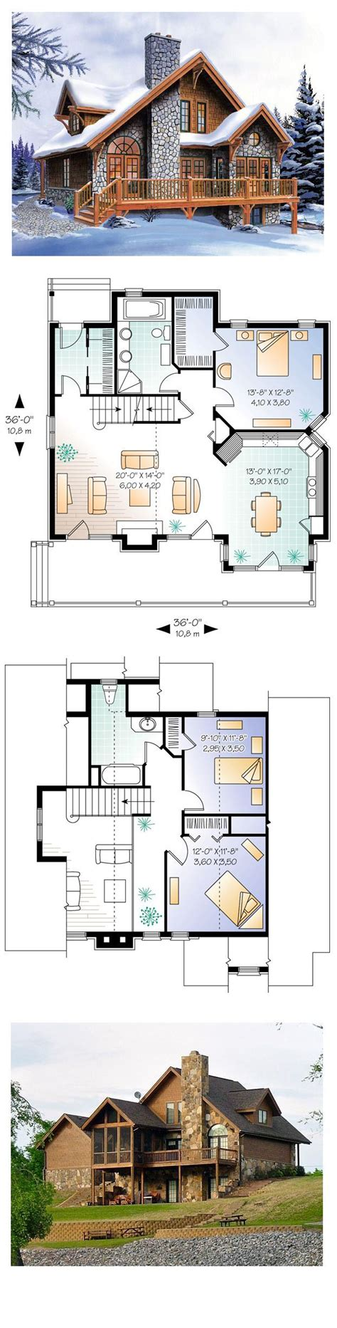 hillside floor plans hillside house plan 65246 total living area 1625 sq ft