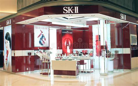 Sk Ii Hongkong sk ii shop in hong kong editorial photo image of skincare 36118006