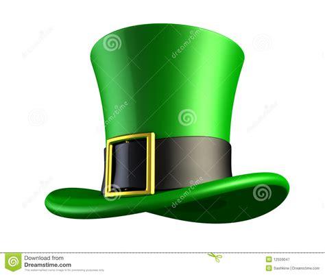 imagenes de sombreros verdes sombrero verde de un leprechaun fotograf 237 a de archivo