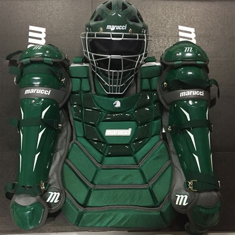 Handmade Catchers - custom catcher s gear marucci sports