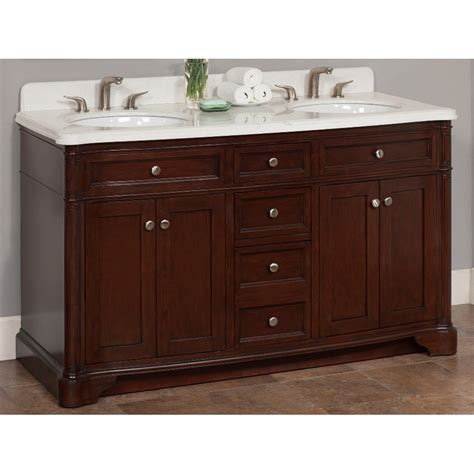 lanza bathroom vanity lanza chester 60 quot double bathroom vanity set reviews