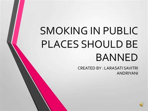 Should Be Banned In Places Essay by Should Not Be Banned In Pub