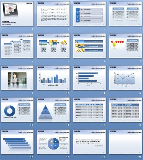 business template powerpoint free premium business plan powerpoint template background in