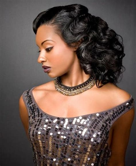 Black Hairstyles For Pageant | 1058 best prom hairstyles for black girls images on