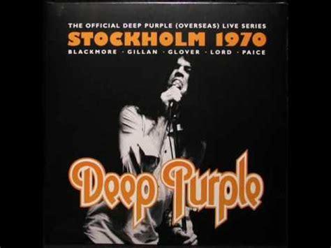 download mp3 full album deep purple deep purple live in stockholm 1970 full album