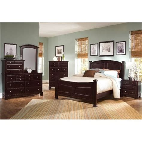 Hamilton Bedroom Furniture Hamilton Franklin Bedroom Collection Merlot Cedar Hill Furniture
