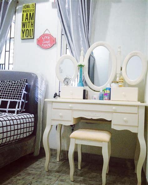 Tolet Meja Rias Jati Klasik Mode Meja Rias Meja Konsul Tolet 27 model meja rias minimalis modern terbaru 2018 dekor rumah
