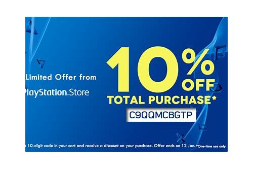 ps3 store coupon codes