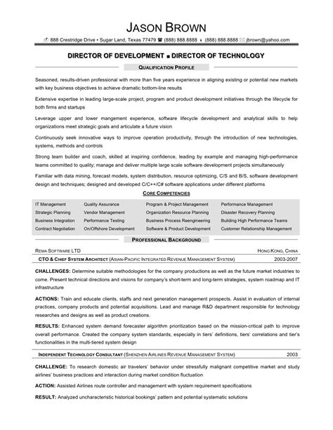 resume objective exles technology information technology resume all resume simple