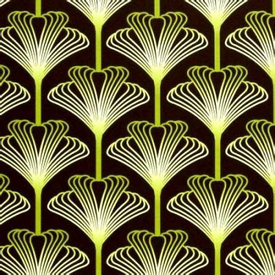 art deco pattern | things i love from the roaring 20s
