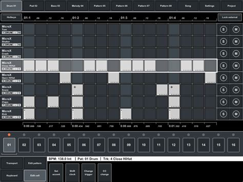 midi drum pattern collection midi pattern sequencer midi pattern sequencer manual