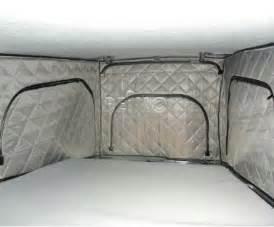 equipement cing car accessoires d isolation de cabine