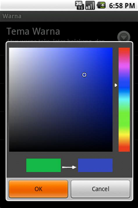 android color picker android color picker color picker dialog library for android users to select custom colors