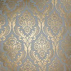 Tapezier Ideen Wohnzimmer 1612 by Gold Metallic Printed Paper With Vintage Design Fashion