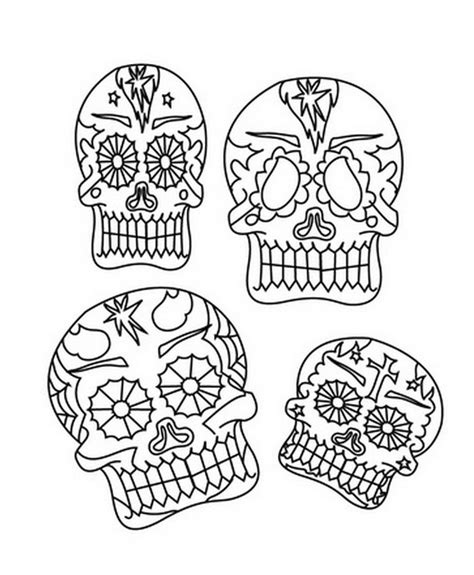 day of the dead coloring pages flowers day of the dead coloring pages the sun flower pages
