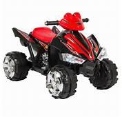 Kids Ride On ATV Quad 4 Wheeler 12V Battery Power Electric