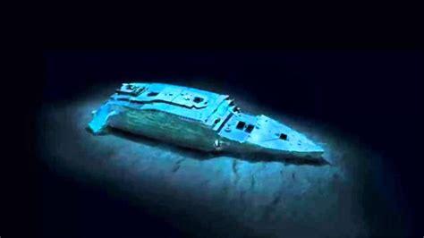imagenes barco titanic hundido fotos reales del titanic hundido impresionante youtube