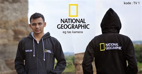 Polo Natgeo National Geographic Nat Geo Mtma Merah List Kuning tas kamera murah dan aksesoris fotografi murah jaket kaos polo shirt national geographic