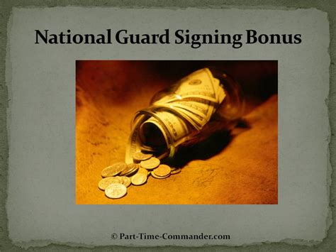 Can You Join The National Guard With A Criminal Record National Guard Signing Bonus Citizen Soldier Resource Center