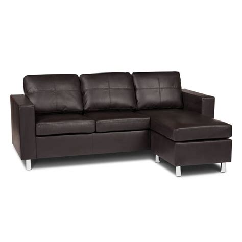 small brown leather corner sofa 17 best ideas about leather corner sofa on pinterest