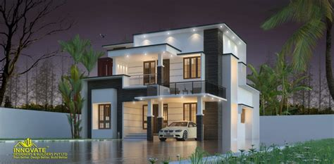 square feet  bhk double floor modern contemporary