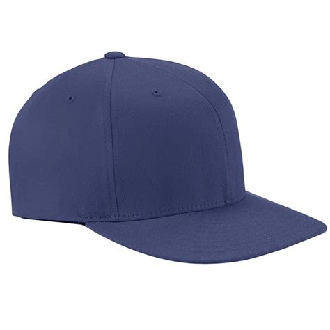 yupoong 6297f wooly twill pro baseball on field cap with