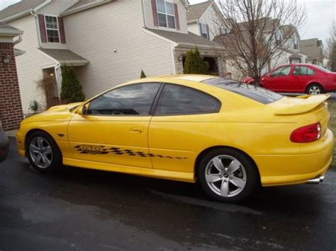 free auto repair manuals 2004 pontiac gto electronic valve timing find used 2004 pontiac gto 5 7l like new low miles rare yellow jacket manual trans in