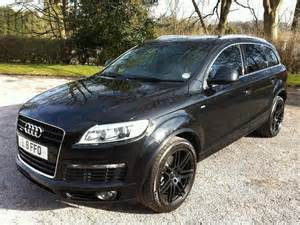 Audi Q7s For Sale Used Audi Q7 2006 Black Colour Diesel 3 0 Tdi Quattro S
