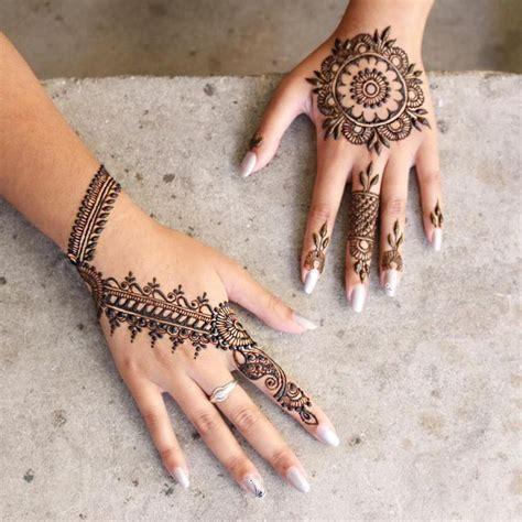 henna tattoo hand step by step 25 unique easy mehndi designs ideas on simple